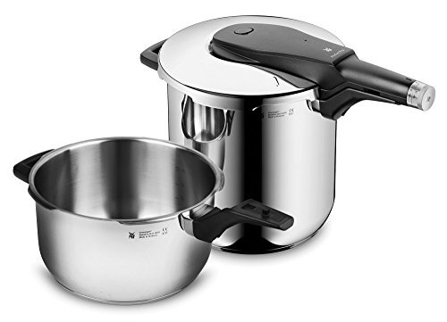 WMF Perfect Pro 8.5 & 4.5-quart Pressure Cooker Combo by WMF