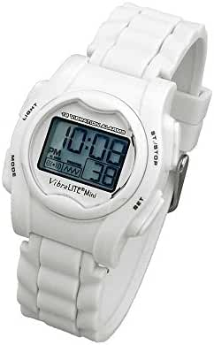 VibraLITE MINI Vibrating Watch - White