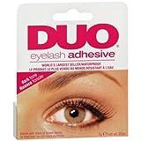 Duo Water Proof Eyelash Adhesive Dark Tone 1/4 oz (Pack of 2)