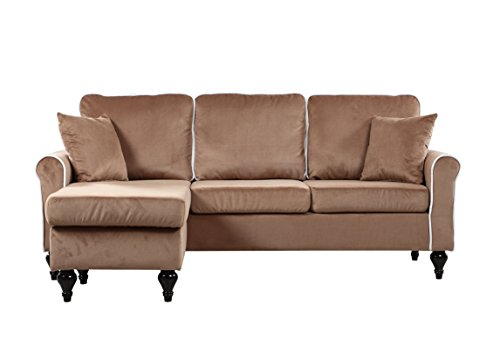 Top 10 best small sectional sofa best of 2018 reviews for What is a small couch called