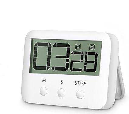 Exceptional Digital Countdown Timer   Countdown Clock Digital Kitchen Timer Big Digits Cooking  Timer Alarm Clock Interval
