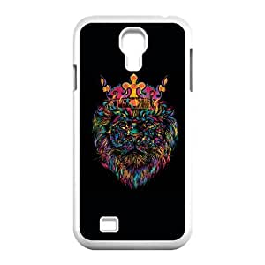 Bright Like A King Samsung Galaxy S4 9500 Cell Phone Case White HX4414785
