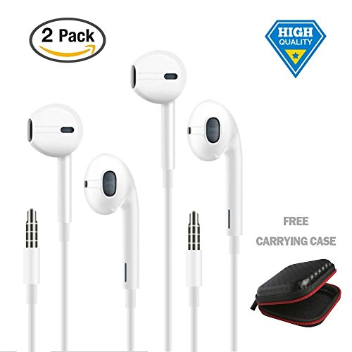 ROCHEE ROCHE G3 In-ear Earphone Heavy Bass Noise cancelling Stereo Earbuds/Headphone/Headsets with Mic (White)