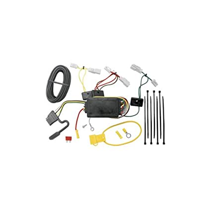 Astounding Amazon Com Vehicle Hitch Wiring For Toyota Camry 2012 2017 Wiring 101 Cranwise Assnl