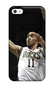 Holly M Denton Davis's Shop 6716577K227193396 milwaukee bucks nba basketball (20) NBA Sports & Colleges colorful Case For HTC One M7 Cover