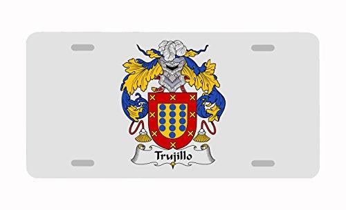 Trujillo Coat Of Arms Trujillo Family Crest Spanish