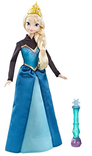 Mattel Disney Frozen Color Change Elsa Doll