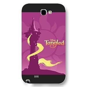 Customized Black Hard Plastic Disney Cartoon Tang led Iphone 5/5S