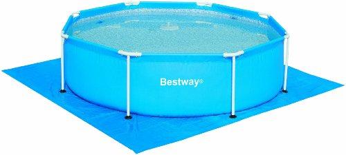 Bestway Pool Bodenplane für 244er Pools