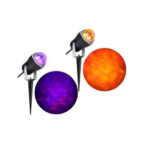 Gemmy Industries Halloween Light Show Projections LGT
