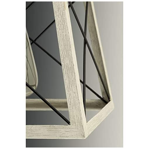Farmhouse Ceiling Light Fixtures Briarwood Collection 1-Light Coastal Mini-Pendant Light Graphite farmhouse ceiling light fixtures