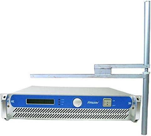 FMUSER 600W 2U FSN-600 - Transmisor de radio FM profesional ...