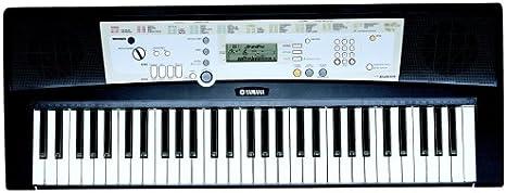 Yamaha PSR-E203 Teclado electrónico portátil (61 Teclas de ...