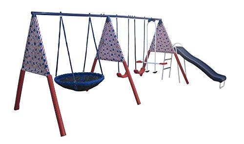 XDP Recreation ''Freedom'' Swing Set by XDP Recreation