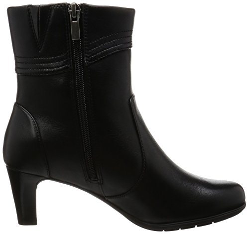 Rockport Total Motion Melora Wave Bootie, Botines para Mujer Negro - negro (negro piel)