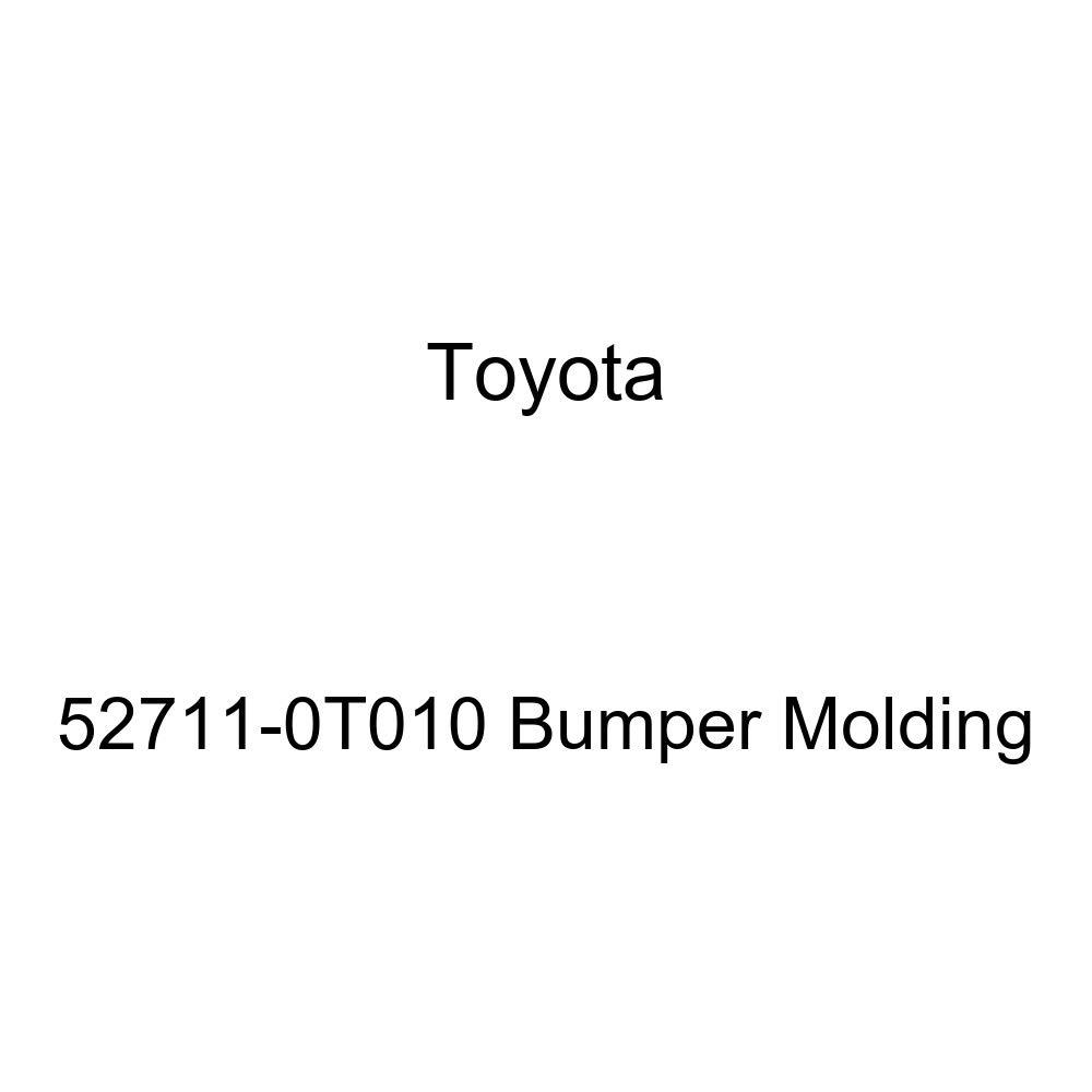Genuine Toyota 52711-0T010 Bumper Molding