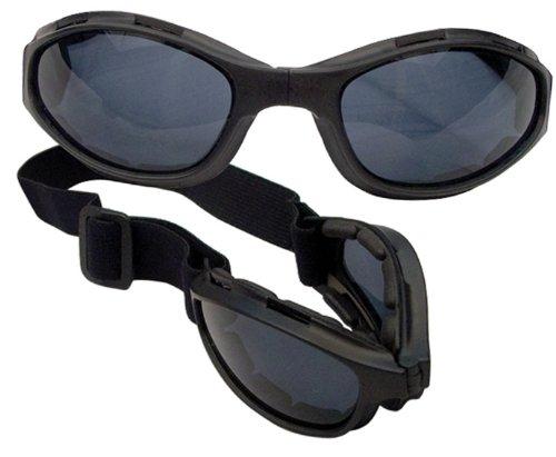 Rothco Black Comtec Tactical Goggle