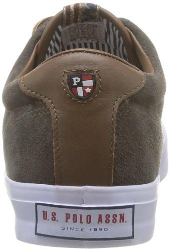 Uomo U Scarpe Polo Zx473 Camoscio Sneakers grey Grigio Assn gris s wqRgBU