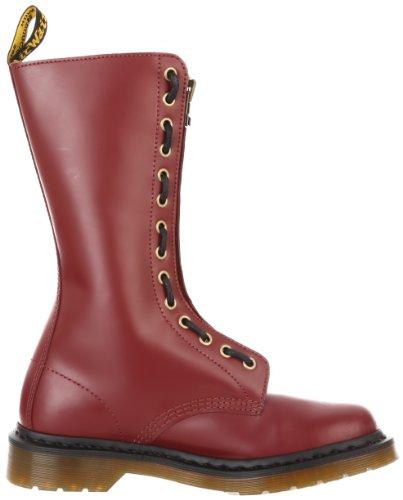 Dr. Martens Womens Rimba Boot Rosso Ciliegia Liscia