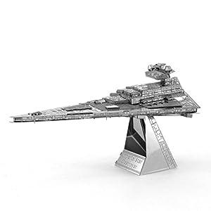 Metal Earth Star Wars Modellino Di Torpediniera Stellare Imperiale