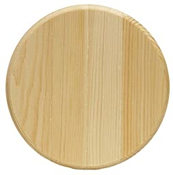 Circle Pine Plaque-8\