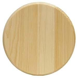 "Circle Pine Plaque-8""X8"""