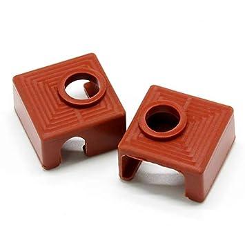 REFURBISHHOUSE 2 Paquete para Impresora 3D Bloque De Silicona ...