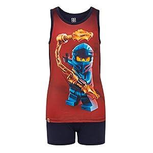 Lego Wear Boy's Lego Ninjago cm Unterwäsche Set Thermal