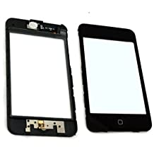 Best Shopper - Ipod Touch 3Rd Generation Replacement Digitizer & Screen With Replacement Frame