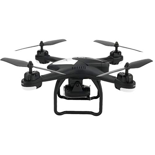 WANG XIN UAV Aerial Photography GPS Positioning Automatic Follow-up Automatic Return Remote Control Aircraft Quadcopter (Color : Black) by WANG XIN (Image #3)