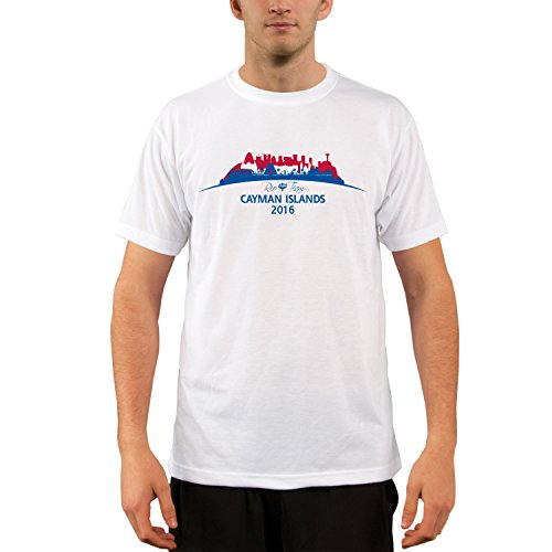 Price comparison product image Vapor Apparel Rio Team Cayman Islands Performance Short Sleeve Shirt XXX-Large White
