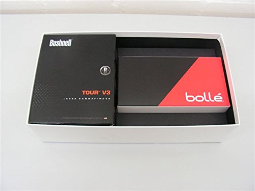 Bushnell laser entfernungsmesser und golf sonnenbrille tour v