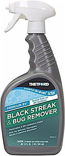 Premium RV Black Streak Remover and Bug Remover - Ultrafoam - 32 oz - Thetford 32816