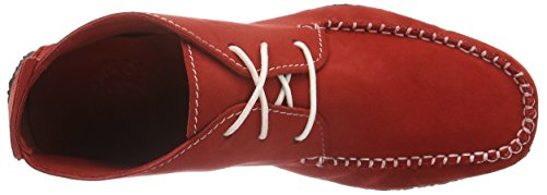 Sole Runner Chenoa - Mocasines Unisex adulto Rojo - Rot (red 55)