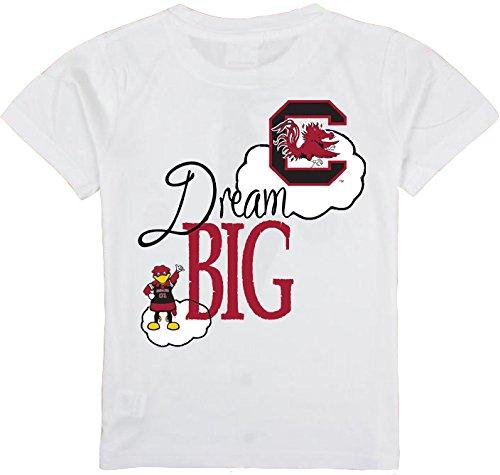 【全商品オープニング価格 特別価格】 South Carolina South Dream Gamecocks Dream Bigベビー 4T/幼児用Tシャツ 4T B073RYVPVQ, 太子町:4ba9fb9e --- a0267596.xsph.ru