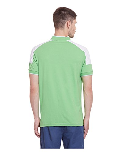 Yepme - Kane High Performance Polo Tee - Verde
