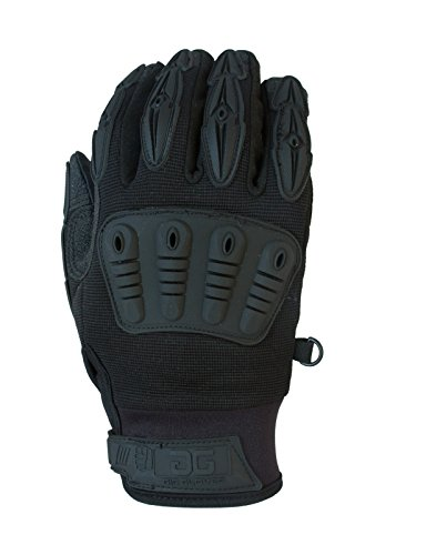 Gig Gear ONYX Gig Gloves All Black Work Gloves (L)