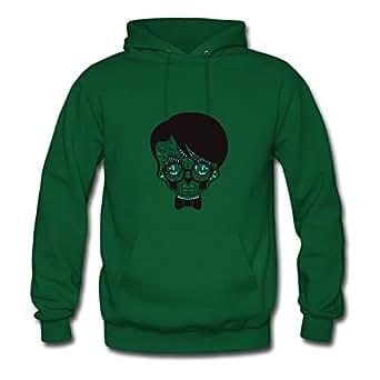 X-large Regular Green Hoodies For Women Cotton Popular Smile T-shirts,smile Shirts,smile Design,smile