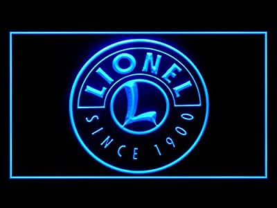 Lionel Train Bar Led Light Sign