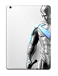 Best Tpu Shockproof/dirt-proof Nightwing Cover Case For Ipad(air) 7644150K14067527