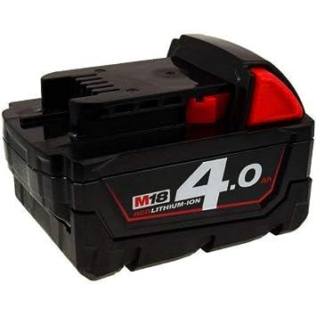 akku-net - Batería para Destornillador Milwaukee M18 ...