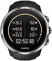 Suunto Spartan Sport Black HR, Orologio GPS, Cardiofrequenzimetro