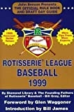img - for Rotisserie League Baseball (Rotisserie League Baseball: Official Handbook & A to Z Scouting Guide) book / textbook / text book