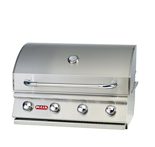 Bull Outdoor Products 26038 Liquid Propane Outlaw Drop-In Grill ()