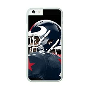 NFL Case Cover For LG G3 White Cell Phone Case Houston Texans QNXTWKHE0896 NFL Phone Cases Clear Generic