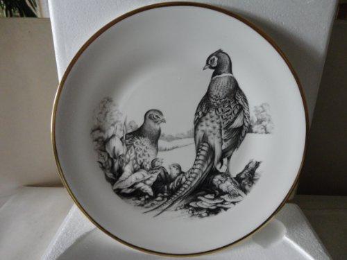 Game Boehm Birds (BOEHM OF MALVERN ENGLAND SET OF 8 GAMES BIRD PLATES)