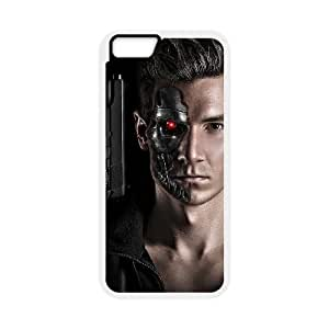 iPhone6 Plus 5.5 inch Phone Cases White Terminator FSG541190
