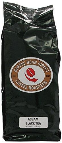 Coffee Bean Direct Assam Loose Leaf Tea, 2 Pound Bag