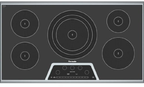 Induction cooktop hookup