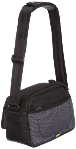 Samsonite Fotonox Shoulder case Black - camera cases (Shoulder case, Universal, Black, Nylon, 160 mm, 275 mm)